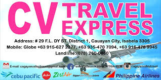 Cv travel express home facebook