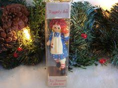 snowbabies raggedy and me ornament discontinued