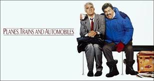 planes trains and automobiles 30th anniversary on the set of