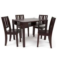 babies u0027r u0027 us next steps table with storage and 4 chairs set