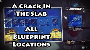 dishonored 2 a in the slab blueprints youtube