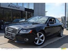 2010 audi a5 quattro 2010 audi a5 2 0t quattro coupe in brilliant black 024923