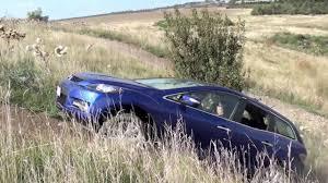 Mazda Cx 7 Off Road Youtube