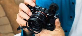 Ii Pro Compact Full Frame 35mm Digital Camera Rx1rm Ii Sony Us