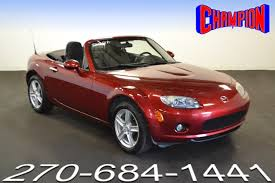 used 2006 mazda mx 5 miata for sale owensboro ky