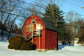 Gambrel Roof Barn How To Put A Metal Roof On A Gambrel Roof Hunker