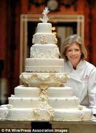 Christmas Cake Decorations Leicester by Royal Wedding Cake Maker Fiona Cairns Says She May Have Proof That