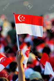 Singapore Navy Flag Singapore Flag Stock Photos Royalty Free Singapore Flag Images