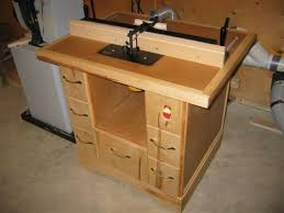 what router table do you have canadian woodworking and home