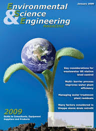environmental science and engineering magazine january 2009 by