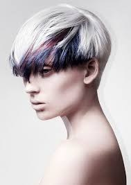colorful short hair styles 30 hot dyed hair ideas art and design