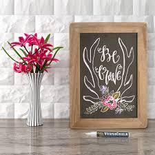 decorative chalkboard for home amazon com vintage framed slate kitchen chalkboard 10