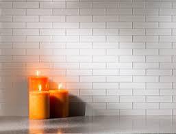 backsplash tile for kitchen peel and stick aspect backsplash 3x6 glass tile in square kitchens