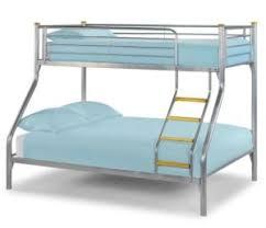 China Metal Triple Bunk Bed  Trio Bunk Bed BON China - Triple trio bunk bed