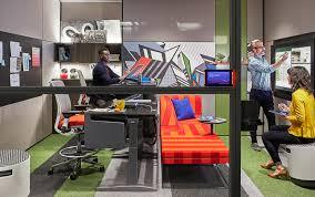Studio Work Desk Microsoft And Steelcase Unlock Creativity At Work Microsoft