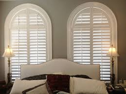 Palladium Windows Window Treatments Designs Arched Plantation Shutters By The Louver Shop Make A Great