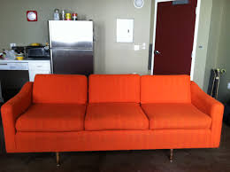 Orange Sofa Bed Sectional Sofa Design Inspiring Orange Sectional Sofa Orange