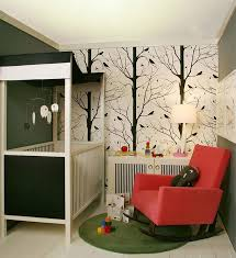 Living Color Nursery by 20 Cheerful And Versatile Ways To Use Black In The Nursery