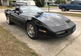 1990 chevy corvette 1990 chevrolet corvette in apollo florida stock number c150565l