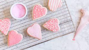 valentines cookies sugar cookies recipe genius kitchen
