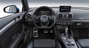 audi dashboard 2017 2017 audi s3 review top speed