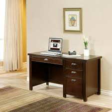 Computer Desk On Sale Amazon Com Kathy Ireland Home By Martin Tribeca Loft Cherry