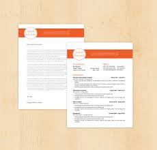 Resume Templates And Cover Letters Resume Template Cover Letter Template The Jane Walker Resume