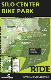 Turkey Mountain Map Silo Center Bike Park The Parklands Of Floyds Fork