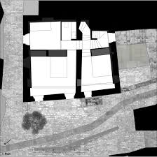 stone house floor plans gallery of stone house transformation in scaiano wespi de meuron
