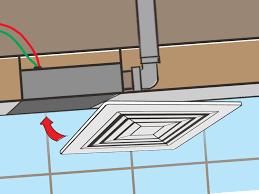delightful bathroom fan roof vent leaking for bathroom vent
