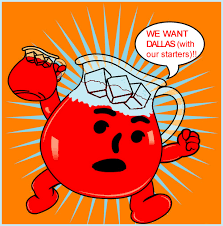 Koolaid Meme - kool aid report some spillage with backups roster questions