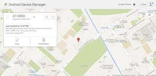 android device manager android device manager now live helps you track a lost device
