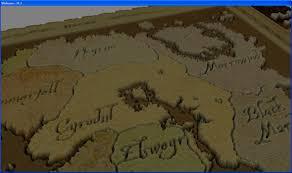 Morrowind Map Tesannwyn Examples