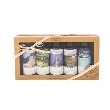brompton u0026 langley exotic retreats assorted shower gels gift