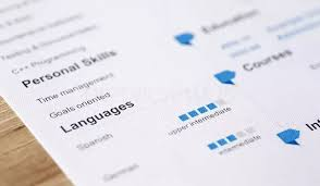 skills for resume how should i write about language skills on my resume quora