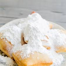 passette cuisine print traditional orleans beignets recipe author passante