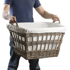 Heavy Duty Laundry Hamper by Laundry Room Splendid Wicker Laundry Basket With Lid Uk The