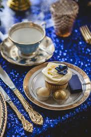 blue and gold decoration ideas blue and gold wedding centerpieces home furniture design