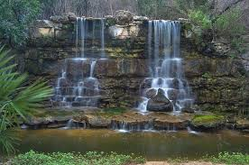 Backyard Waterfalls Ideas Relaxing Backyard Waterfalls Ideas Rilane