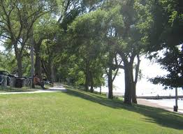 Lakeview Lawn And Landscape by Brady U0027s Lorain County Nostalgia Lakeview Park Then And Now