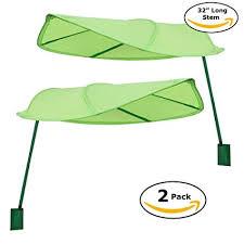 ikea lova leaf amazon com ikea lova green leaf canopy long stem version