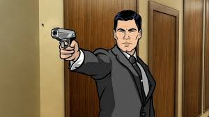 Archer Johnny Bench Called Archer Season 4 Internet Movie Firearms Database Guns In