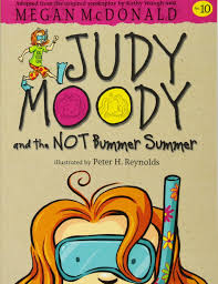 amazon com judy moody and the not bummer summer 8601300475516