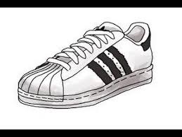 how to draw sneakers youtube