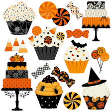 say no to halloween clipart collection