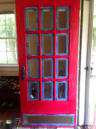 Front Door Red by Painting The Front Door Red U2013 Jordan Marie Powers Interior Painting