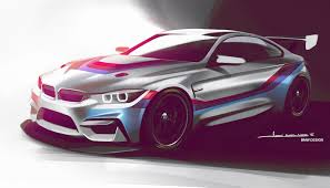 bmw to debut new m4 gt4 race car in 2017 bimmerfile