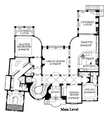 Mediterranean Style House Plans With Photos by Mediterranean Style House Plan 4 Beds 4 5 Baths 5996 Sq Ft Plan