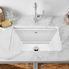 esteem undercounter bathroom sink american standard
