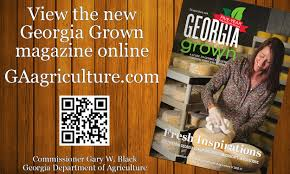 georgia grown magazine ga dept of agriculture
